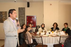 Senador Carlos Puente en el Día Internacional de la Mujer